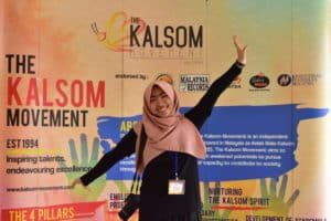#MyKalsomStories by Lyana Sulaiman